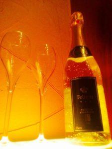金箔スパークリングワイン