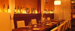 9~15名テーブル席
