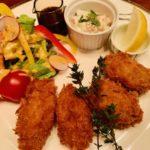 広島産 牡蠣フライ
