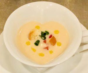 北海道産 じゃが芋の冷製スープ
