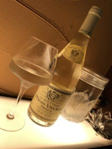フランスの白ワイン マコンヴィラージュ