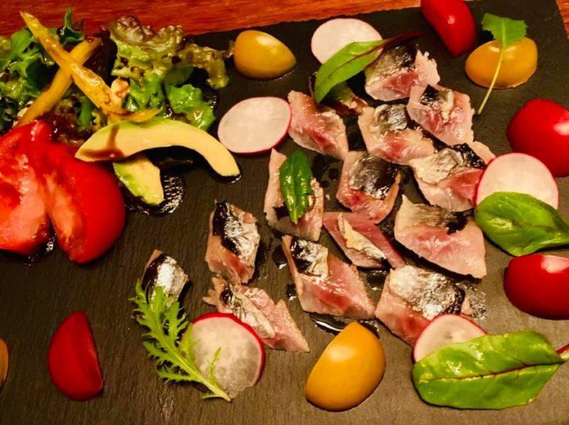 宮城産 秋刀魚のスモーク